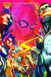 Project Superpowers #7 (2008) Alex Ross Dynamite Entertainment comic book